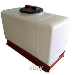 100L Plastic Water Storage Tank Window Cleaning Camping Valeting