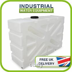 1250L Litre Plastic Upright Water Valeting Window Cleaning Camping Storage Tank