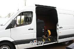 2007 Mercedes Sprinter MWB Hot Water Window Cleaning Van 157k NO VAT
