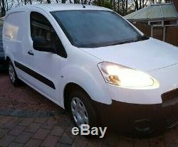 2013 Partner Window Cleaning Van+brand New 2 Man Heated Water Fed Pole System