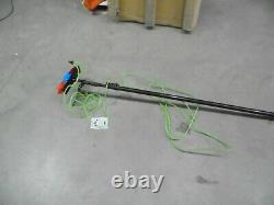 20ft Window Cleaning Pole Water Fed Telescopic Extendable Brush A5345