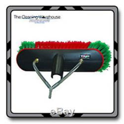 20ft Window Cleaning Water Fed Telescopic Pole Brush Roof Cleaning Conservatory
