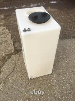 210L Litre Tower Plastic Water Storage Tank Window Cleaning Camping Valeting