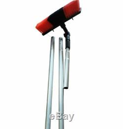 26ft Long Poles Water Fed Pole Kit Window Cleaning & Washing Safe And Convenient