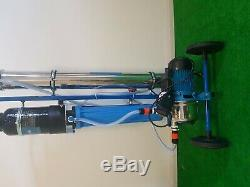 4040 Mobile RO System Water Fed Pole Window Cleaning WITH Booster Pump