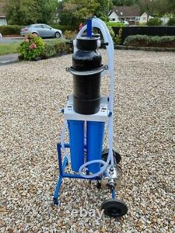 4040 Mobile RO System Water Fed Pole Window Cleaning trolley pure water