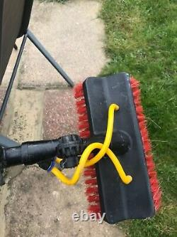 45ft water fed window cleaning pole
