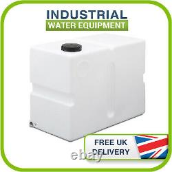 500L Litre Plastic Upright Water Valeting Window Cleaning Camping Storage Tank