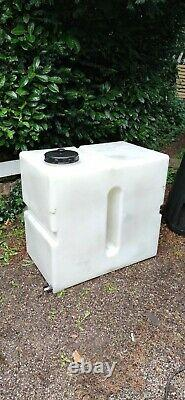 500L Litre Wydale Upright Plastic Water Storage Tank Valeting Window Cleaning