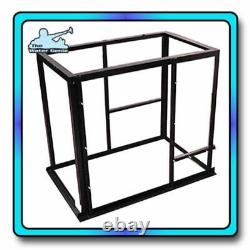 500L Professional Upright Tank Frame for Window Cleaning Water fed Pole