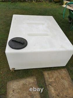 500 litre Plastic Baffled Lay Flat water tank Boat Van