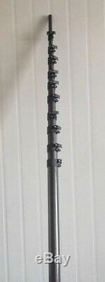 54ft Carbon Fibre Water Fed Pole