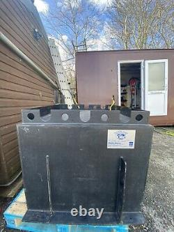 650 L Baffled Water Tank, Window Cleaning, Valeting