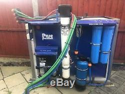 650 L Pure Freedom Proffesional RODI Water Fed Pole Window Cleaning System