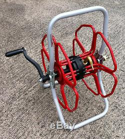 BUILT NEW & READY TO USE Microbore Minibore Metal Trolley Water Fed Pole WFP