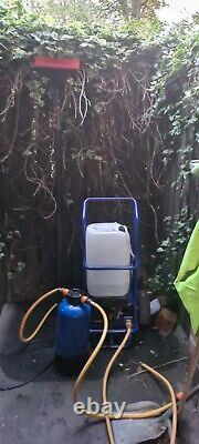 Bayersan Water fed pole window cleaning system