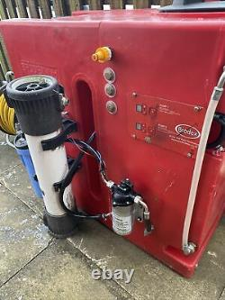 Brodex 250ltr Water Fed Pole Tank Window Cleaning