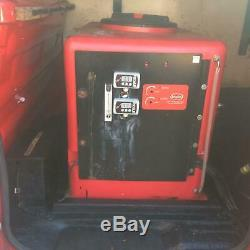 Brodex E650 Water Fed System RO
