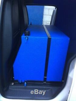 Custom Made Water Tanks For Water Fed Pole Window Cleaning And Valeting Vans