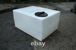 Ecosure 350 Ltr Litre V2 Flat Baffled Car Valeting Window Cleaning Water Tank