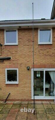 Facelift PHANTOM CARBON 22ft Carbon Fibre Water Fed Pole Window Cleaning