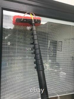 Gardiner extreme water fed pole carbon fibre 47ft