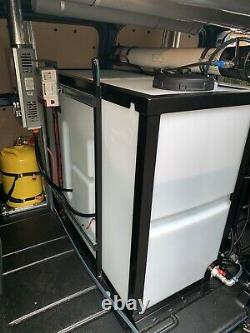Hot Water Window Cleaning System Add On