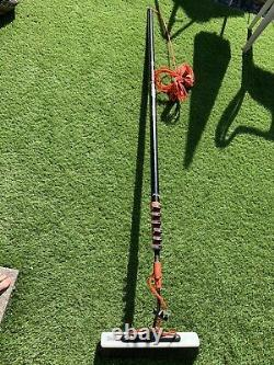 Ionic Swift Plus 45ft Full Carbon Fibre Water Fed Pole