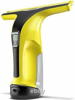 Karcher WV 6 Plus N Window Vacuum Cleaner Rechargeable Lrge Water Tank Low Noise