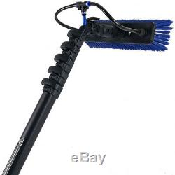 OVA-8 Telescopic Carbon Fibre Water Fed Pole 45ft (9 sections) Window Cleaning