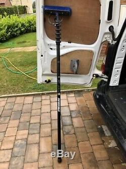 Ova8 22ft Window Cleaning Water Fed Carbon Fibre Pole