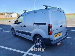 Peugeot Partner 2013 Window Cleaning Van With Water Fed Pole System