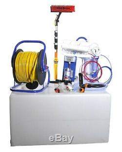 PureFreedom 350 Ltr DIY Water Fed Pole System Ready to use Includes Battery