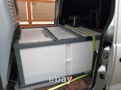 Pure Freedom 650L pure water window cleaning WFP tank