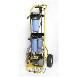 Pure Water Production Trolley System Pura5 Window and Conservatory Cleaning