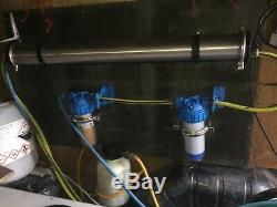 Pure Water Window Cleaning System Ready to go Ionic Systems 400L
