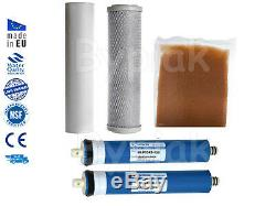 Reverse Osmosis DI Water Fed Pole Window Cleaning Replacement Filters 200GPD