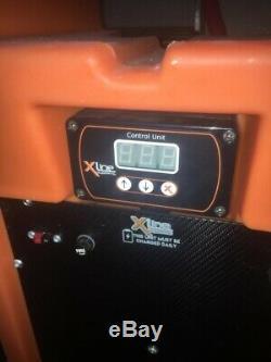 STREAMLINE XR70 54ft 16.5 METRES LONG WATER FED POLE + XLINE 45LTR TROLLEY SET