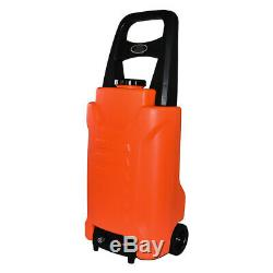Solar Window Cleaning Brushes 30L Water Tank 6M Water Fed Pole Household Tools