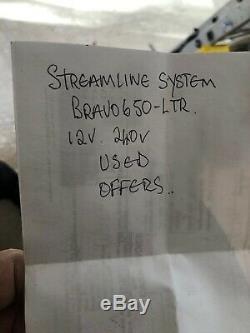Streamline window cleaning Water Fed System Van