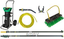 Unger HydroPower Ultra Professional Kit Pure Water Window Cleaning Waterfed