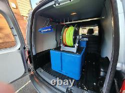 VW Caddy Starline 1.6TDI 65K Miles Window Cleaning Van Water Fed Pole