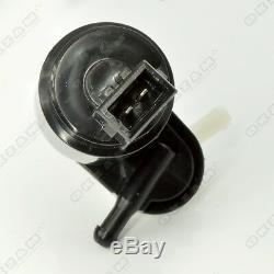 Waschwasserpumpe Dualpumpe 1450185 für OPEL ASTRA G CARAVAN CC H VECTRA C GTS