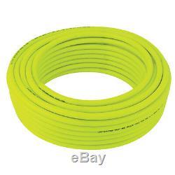 Water Fed Pole Hose Hi Vis 8mm Bore, 30-50-100 Metre rolls, 8mm Microbore Pipe