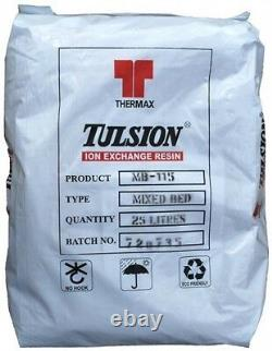 Water Fed Pole Resin- Tulsion Mixed Bed Virgin Resin Mb-115, Cheapest On Ebay