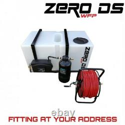 Water Fed Pole Window Cleaning System 410lt DI Only One Operator