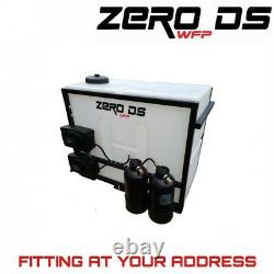 Water Fed Pole Window Cleaning System 650lt DI Only Two Operator
