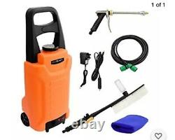 Water Fed Trolley Cleaning System for Cars, Window Washing and Floors (MAXBLAST)