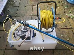 Water Feed Window cleaning equipment