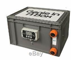 Water Genie Pumpbox 100psi Digital Flow Controller Complete Window Cleaning